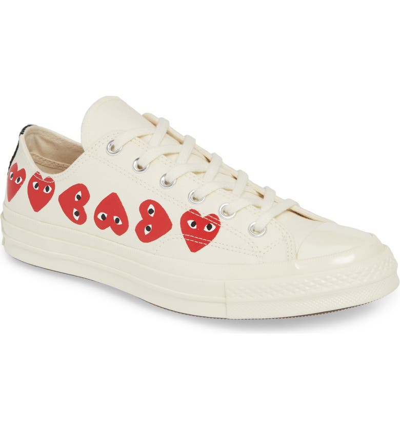 X Converse Chuck Taylor® Low Top Sneaker by Comme Des GarÇons Play