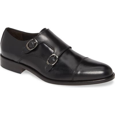 To Boot New York Ronald Double Monk Strap Shoe