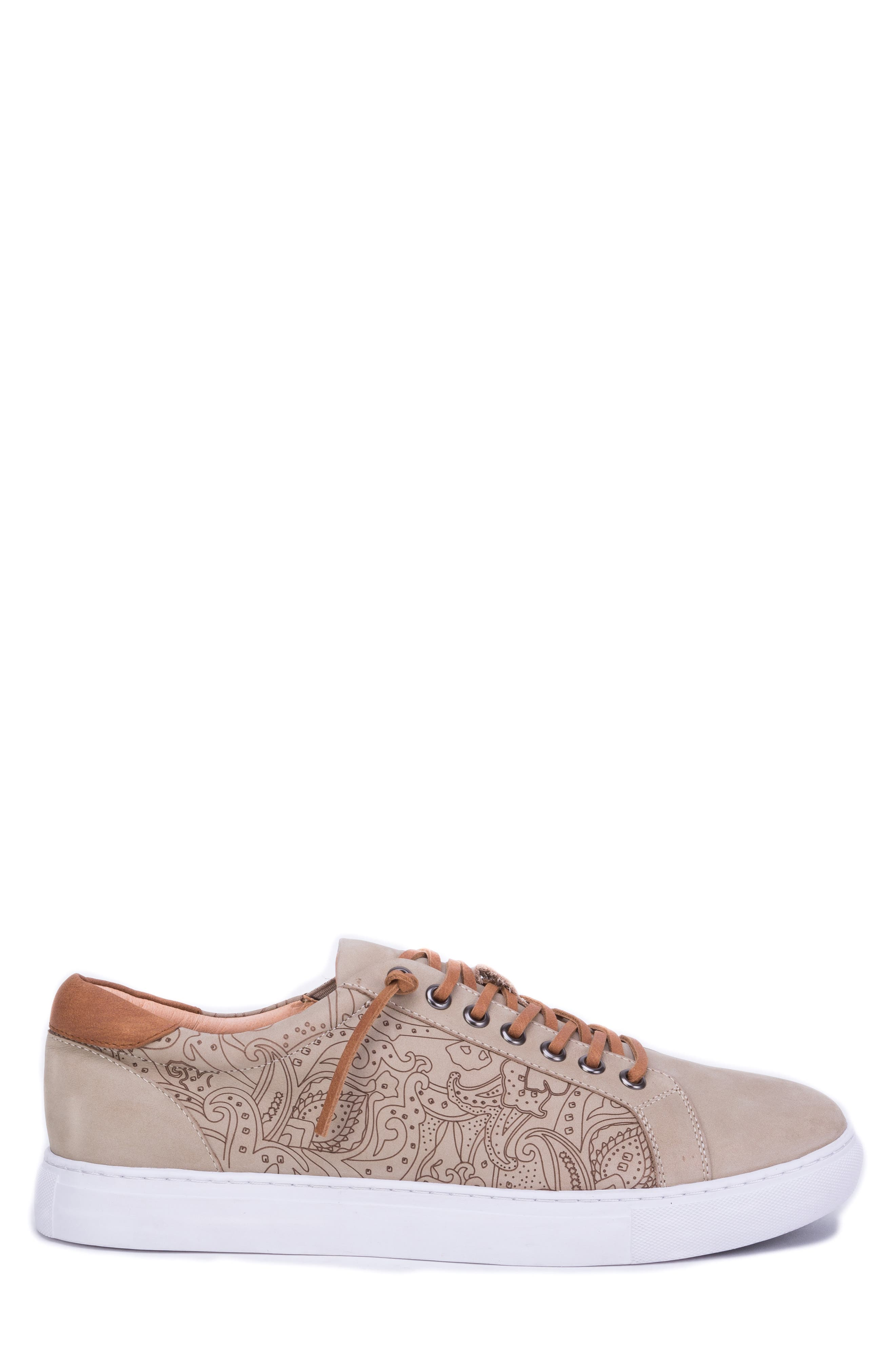 ,                             Lima Sneaker,                             Alternate thumbnail 3, color,                             SAND LEATHER