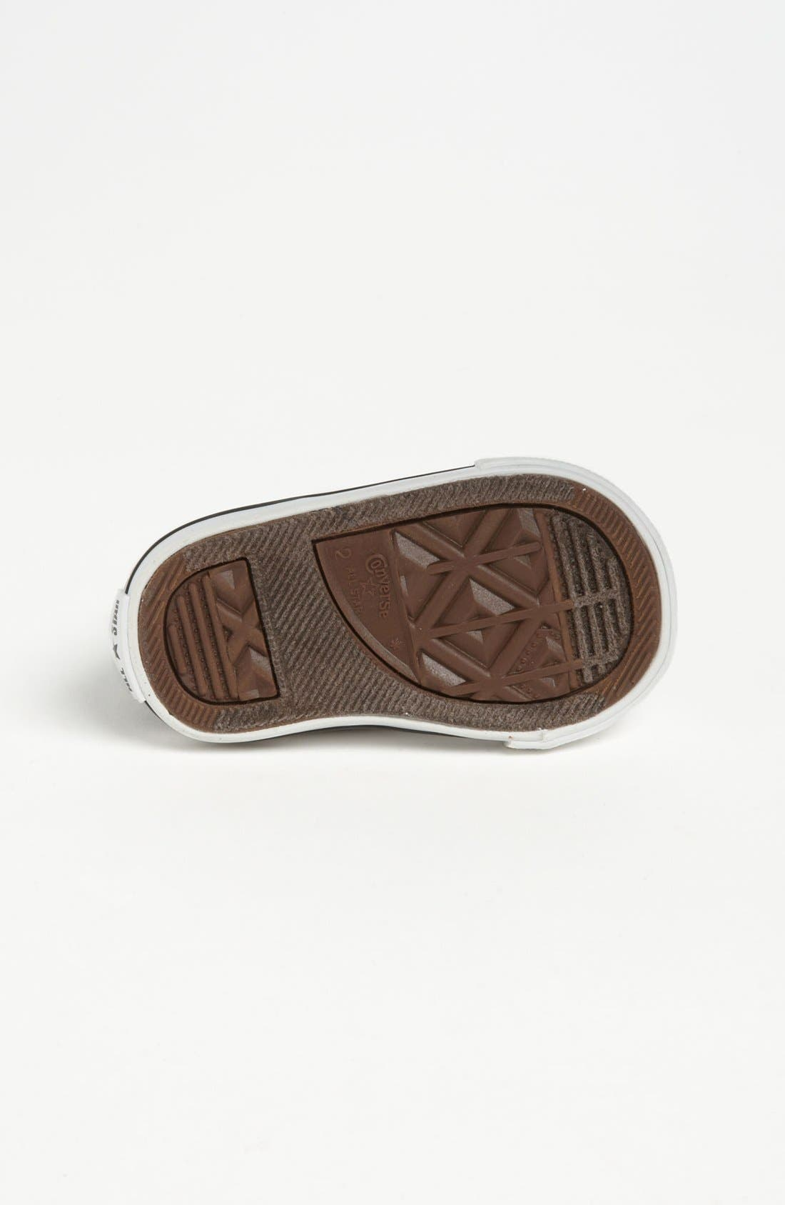 ,                             All Star<sup>®</sup> High Top Sneaker,                             Alternate thumbnail 2, color,                             CHARCOAL