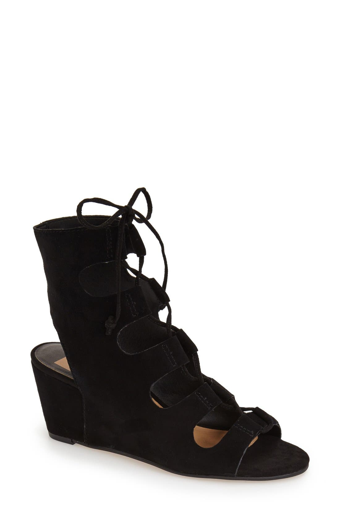 'Louise' Ghillie Wedge, Main, color, 001