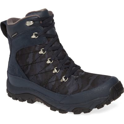 The North Face Chilkat Waterproof Snow Boot, Blue