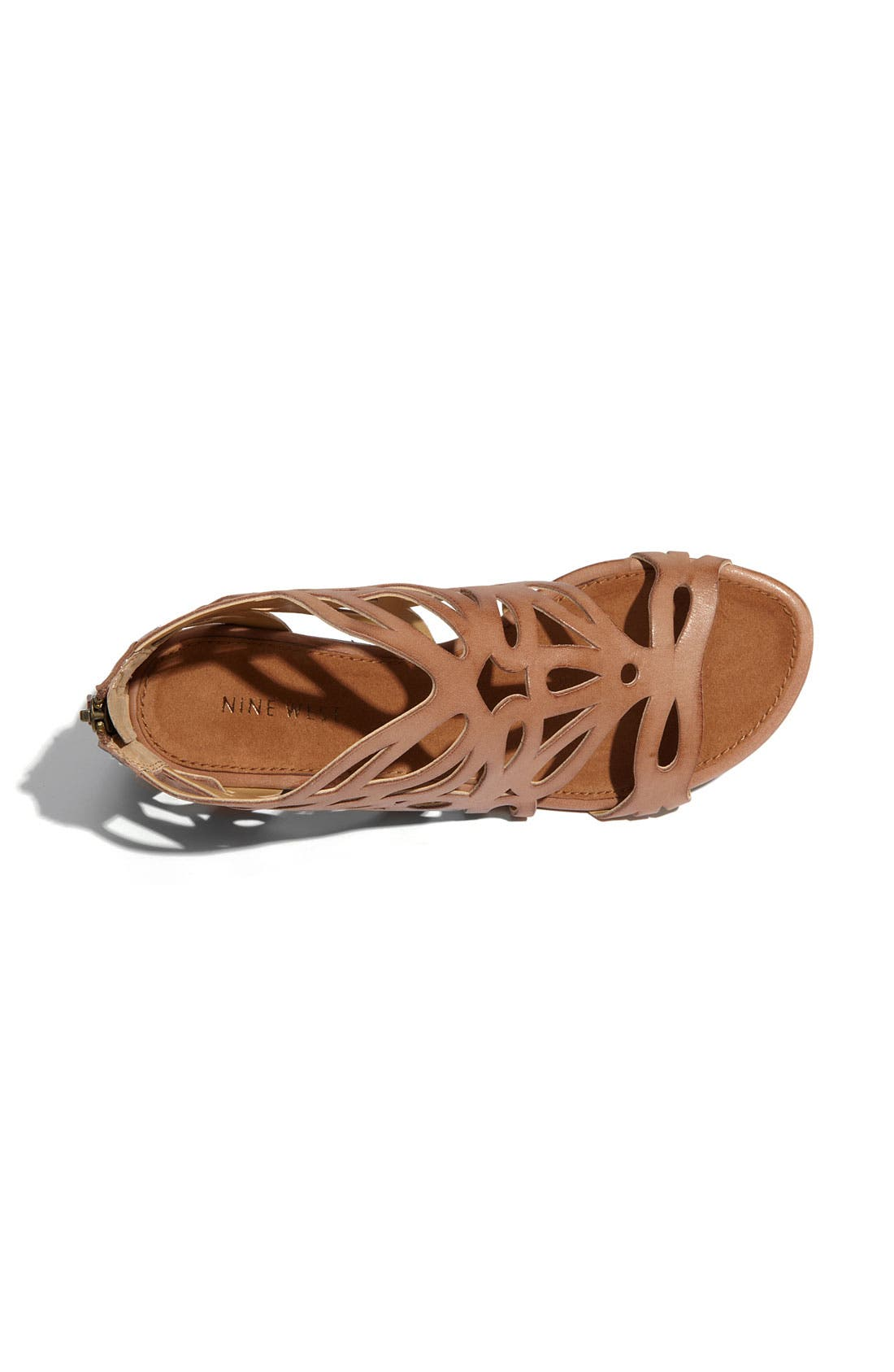 ,                             'Tali' Sandal,                             Alternate thumbnail 5, color,                             210