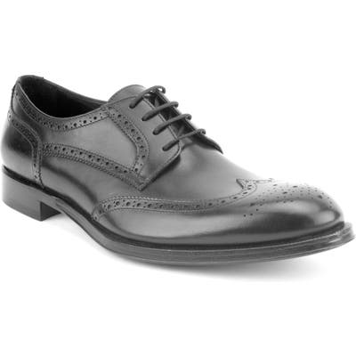 Gordon Rush Percy Wingtip- Black