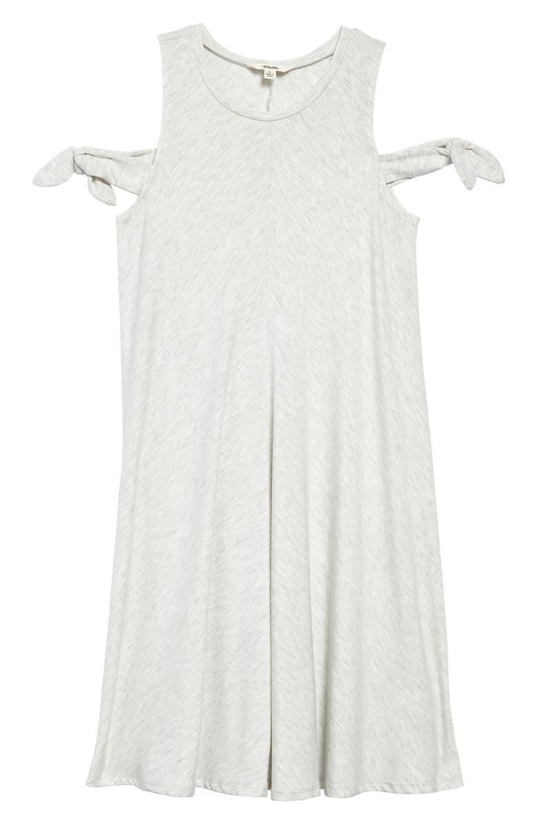 MADDIE Cold Shoulder Dress, Main, color, 020