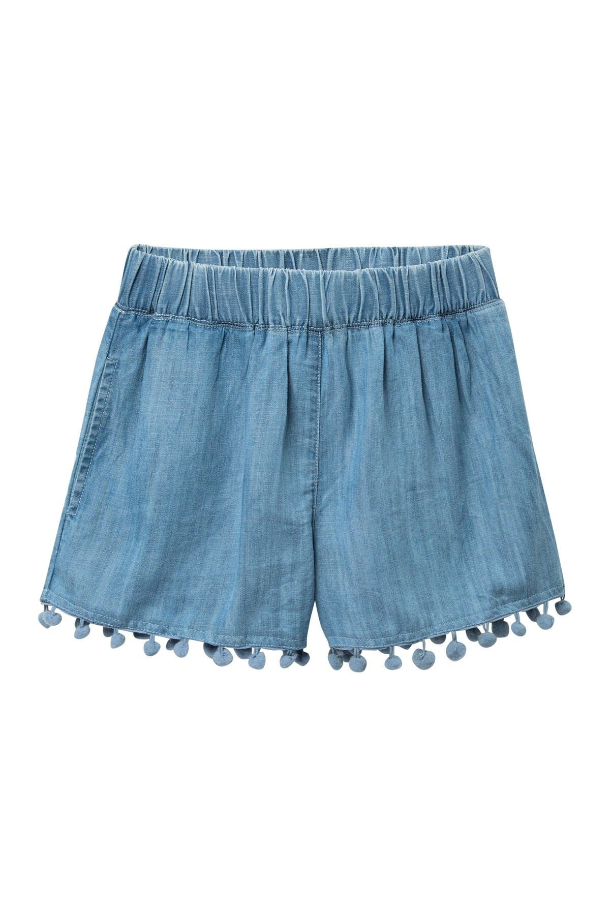 Ella Moss Pompom Shorts