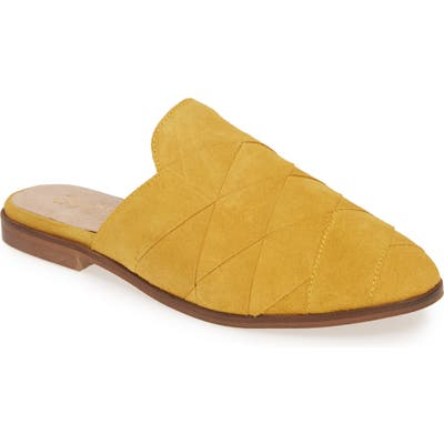 Seychelles Survival Mule- Yellow