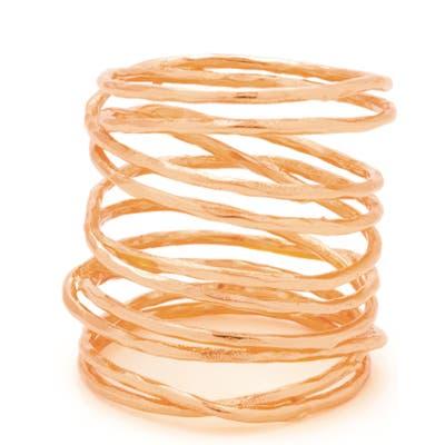 Gorjana Lola Coil Ring