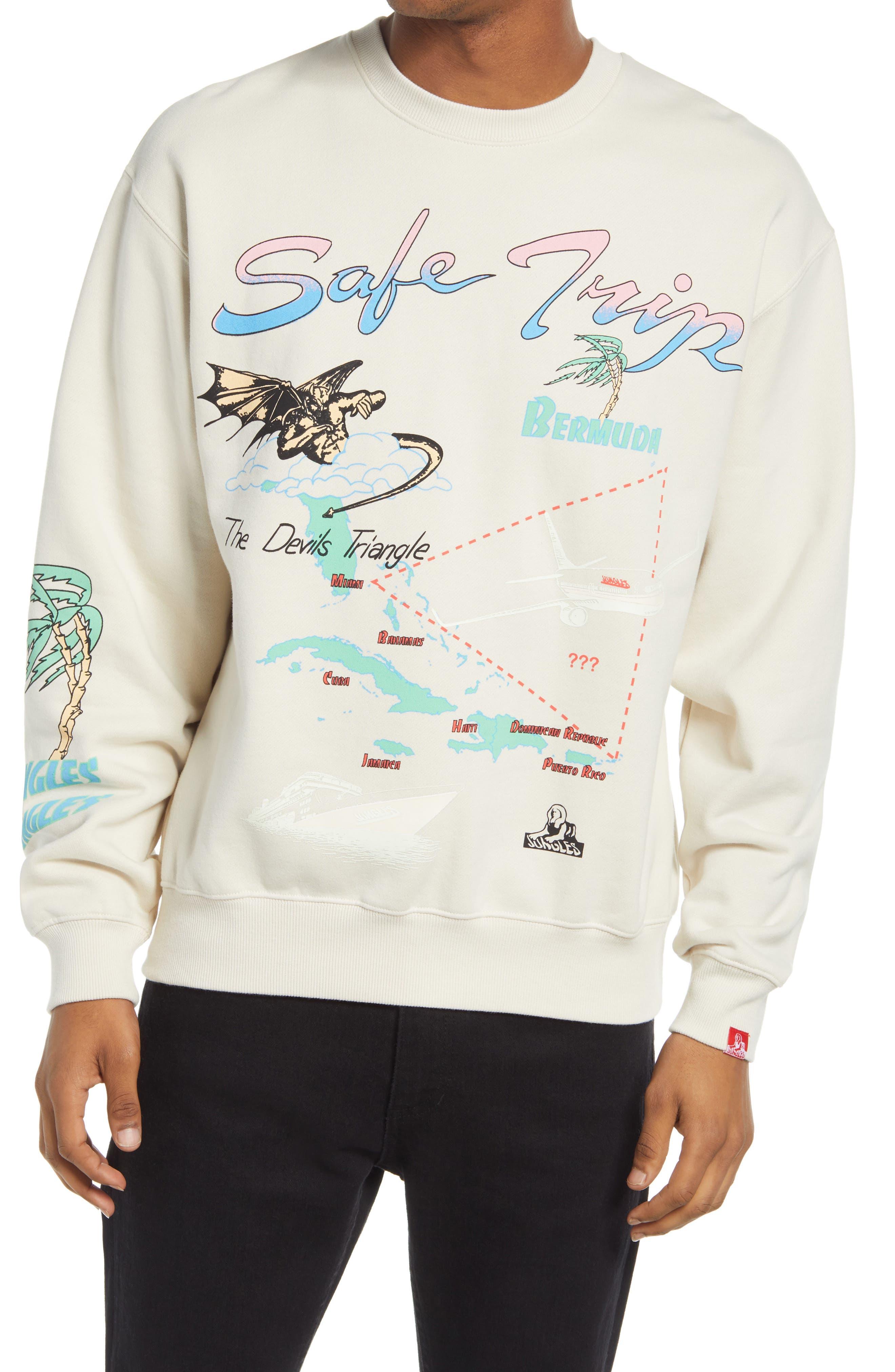 Bermuda Uv Sweatshirt