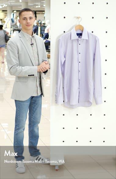 Trim Fit Check Dress Shirt, sales video thumbnail
