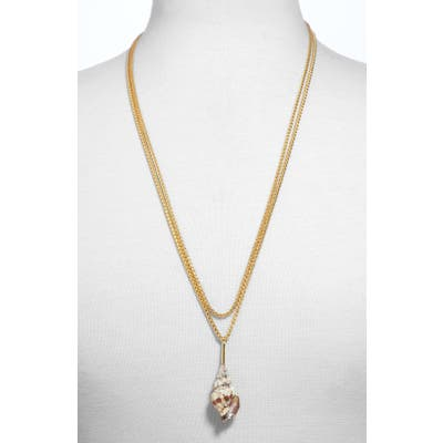Baublebar Anthia Layered Pendant Necklace