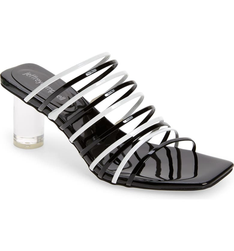 JEFFREY CAMPBELL Bilateral Strappy Sandal, Main, color, 013