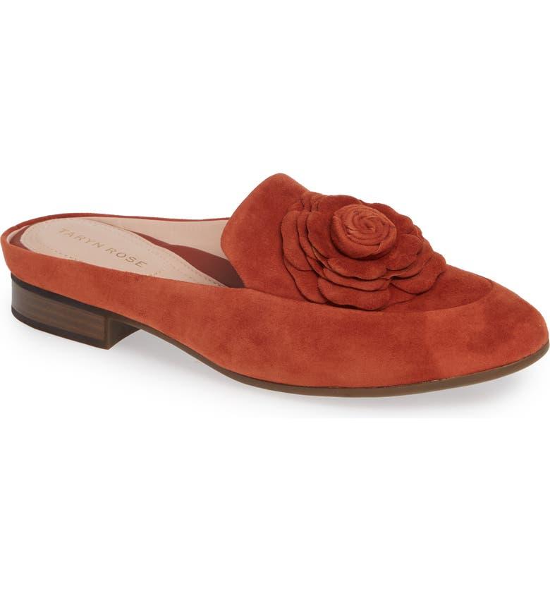TARYN ROSE Blythe Rose Detail Mule, Main, color, 200