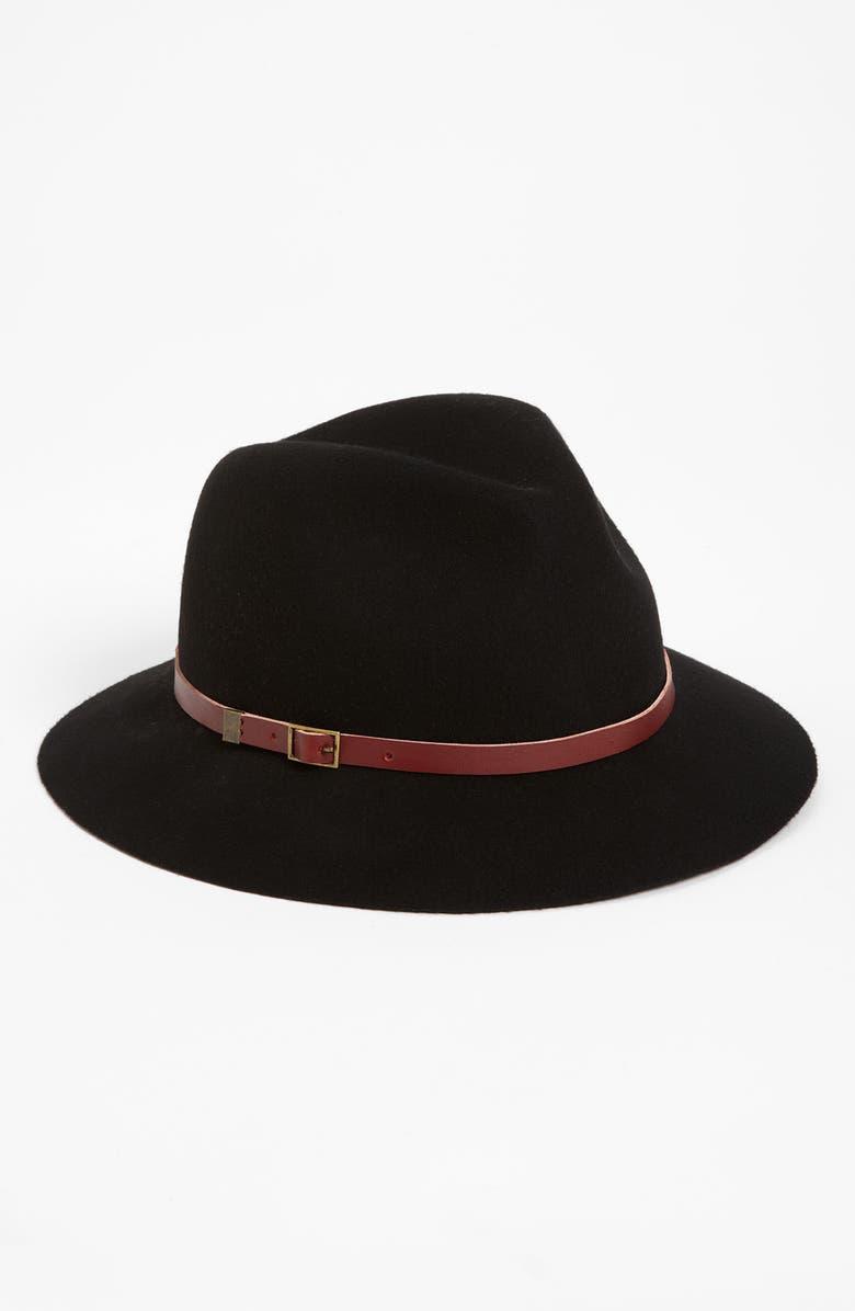 EUGENIA KIM Genie by Eugenia Kim 'Jordan' Wool Hat, Main, color, 001