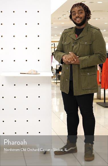 Bryers Cross Band Slide Sandal, sales video thumbnail
