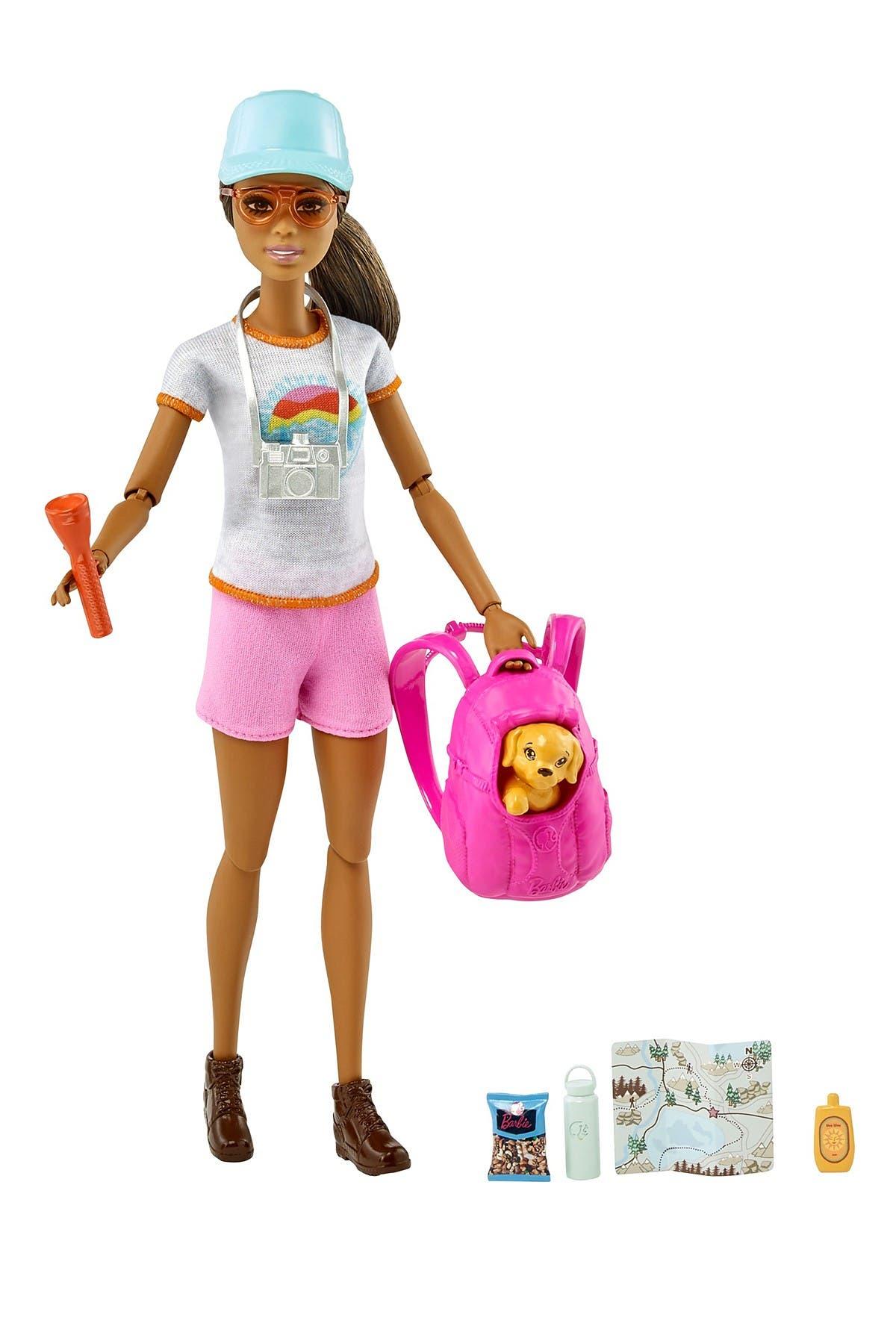 Image of Mattel Barbie Wellness Doll - Hiker