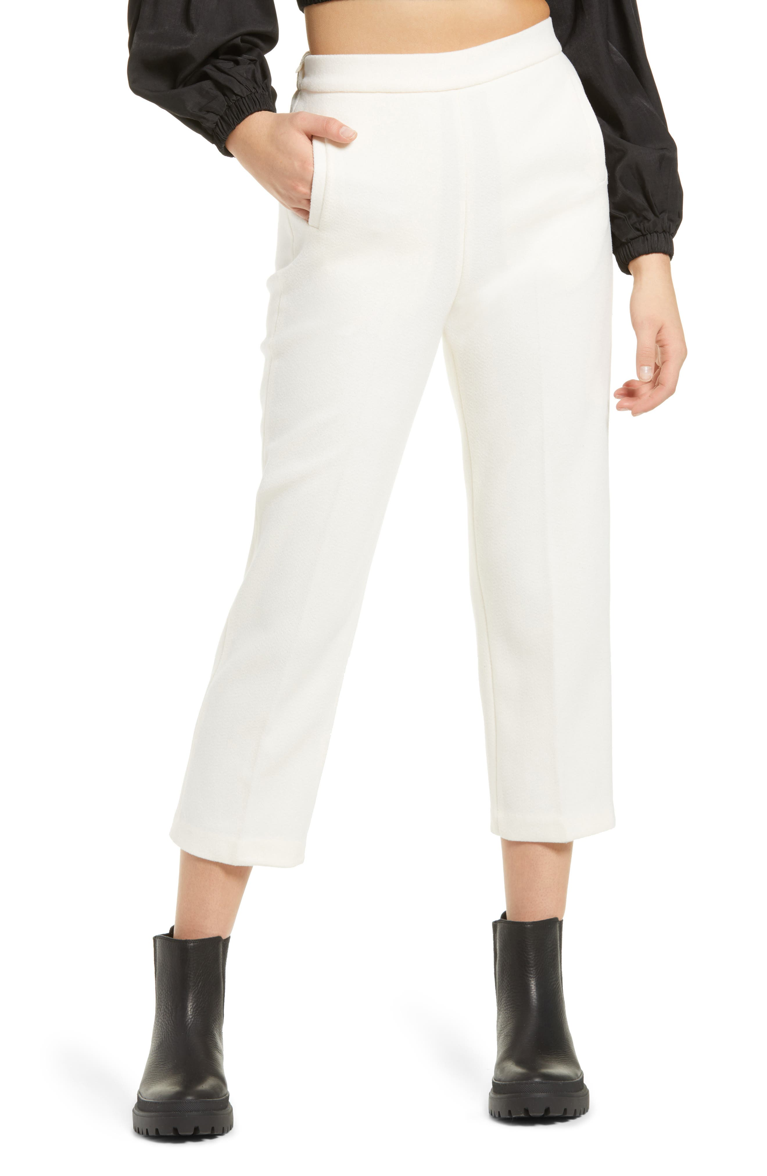 Cecily Crop Trousers