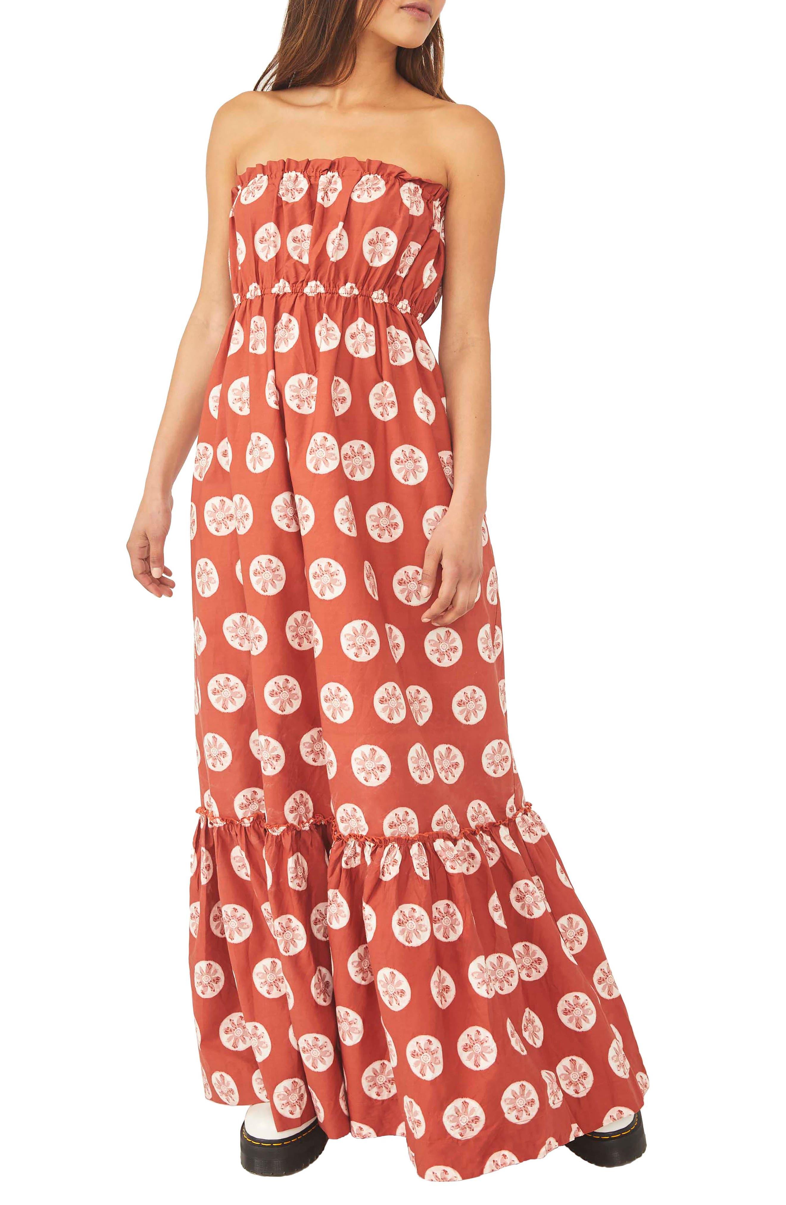 Leanna Tube Dress