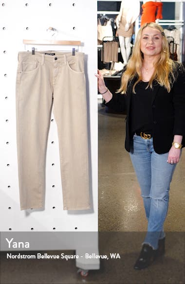 Marcus Slim Straight Leg Jeans, sales video thumbnail