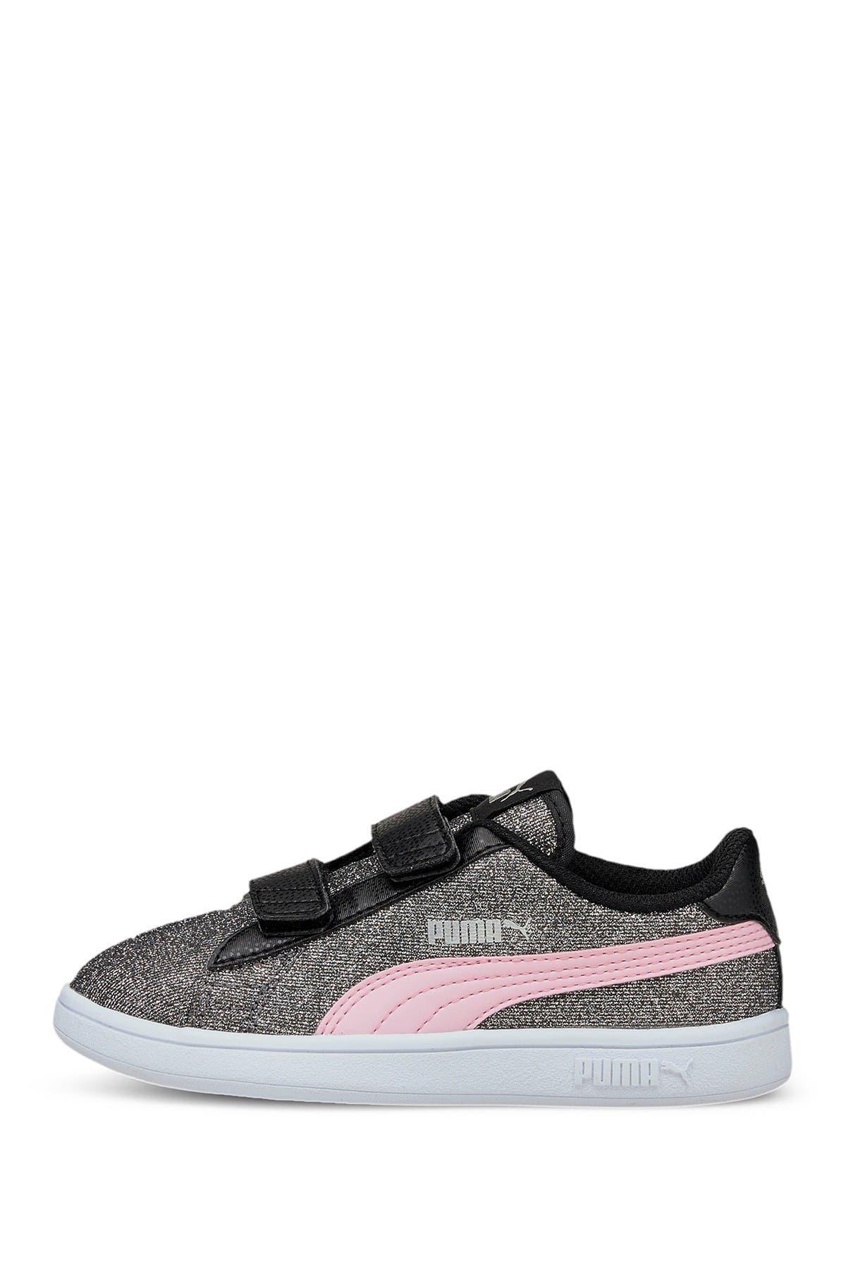 Image of PUMA Smash V2 Glitz Glam Sneaker