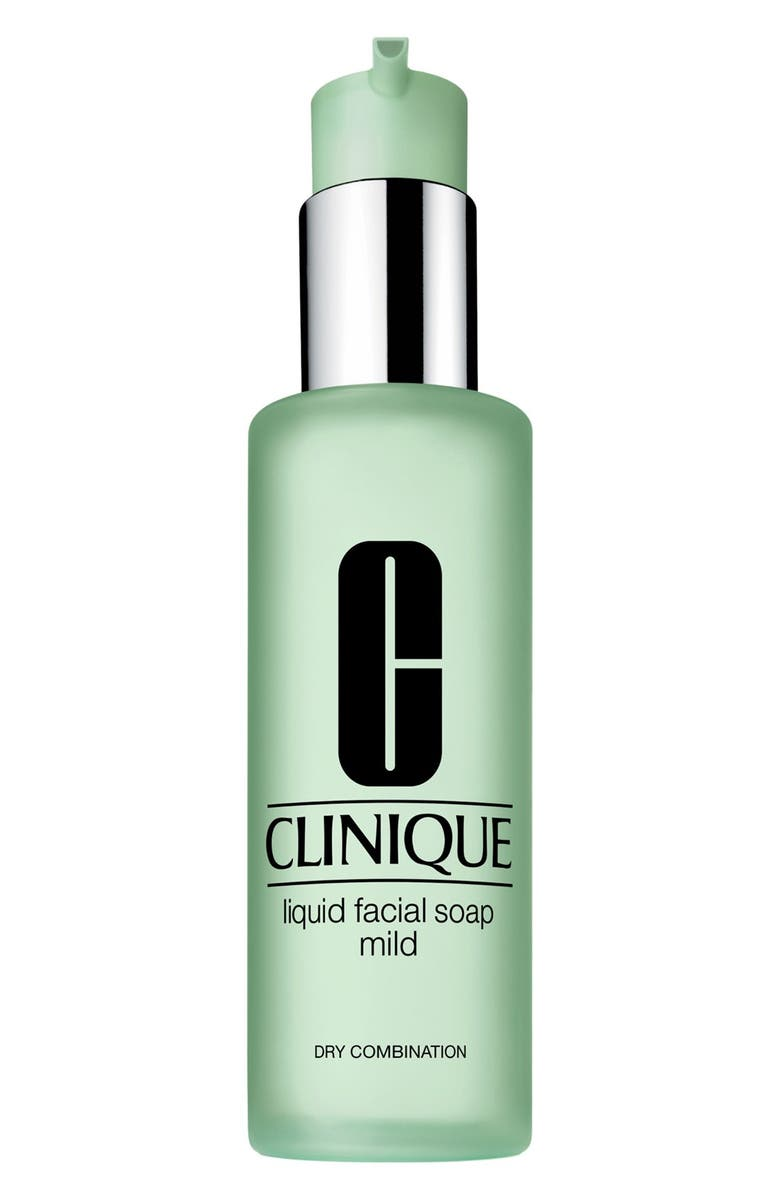 CLINIQUE Liquid Facial Soap, Main, color, MILD