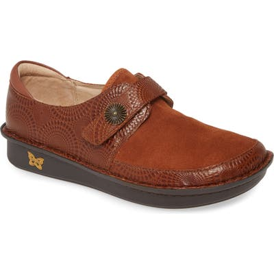 Alegria Brenna Slip-On, Brown