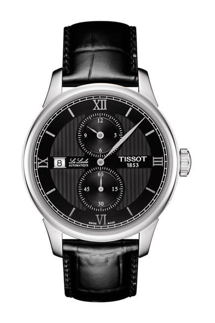 Image of Tissot Men's Le Loche Swiss Automatic Watch, 39mm