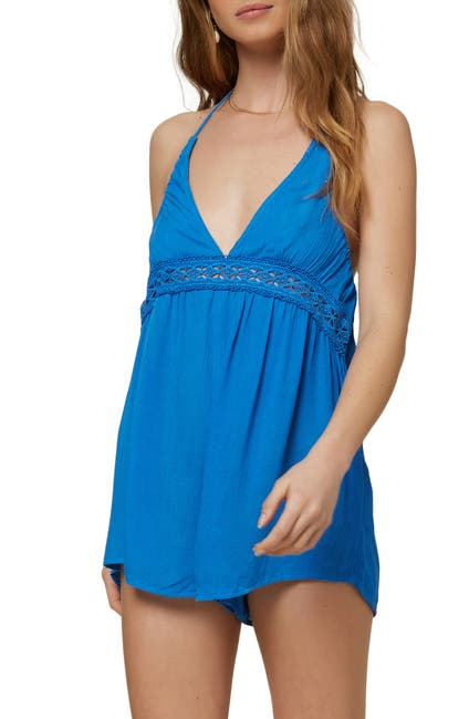 Image of O'Neill Fiesta Cover-Up Romper