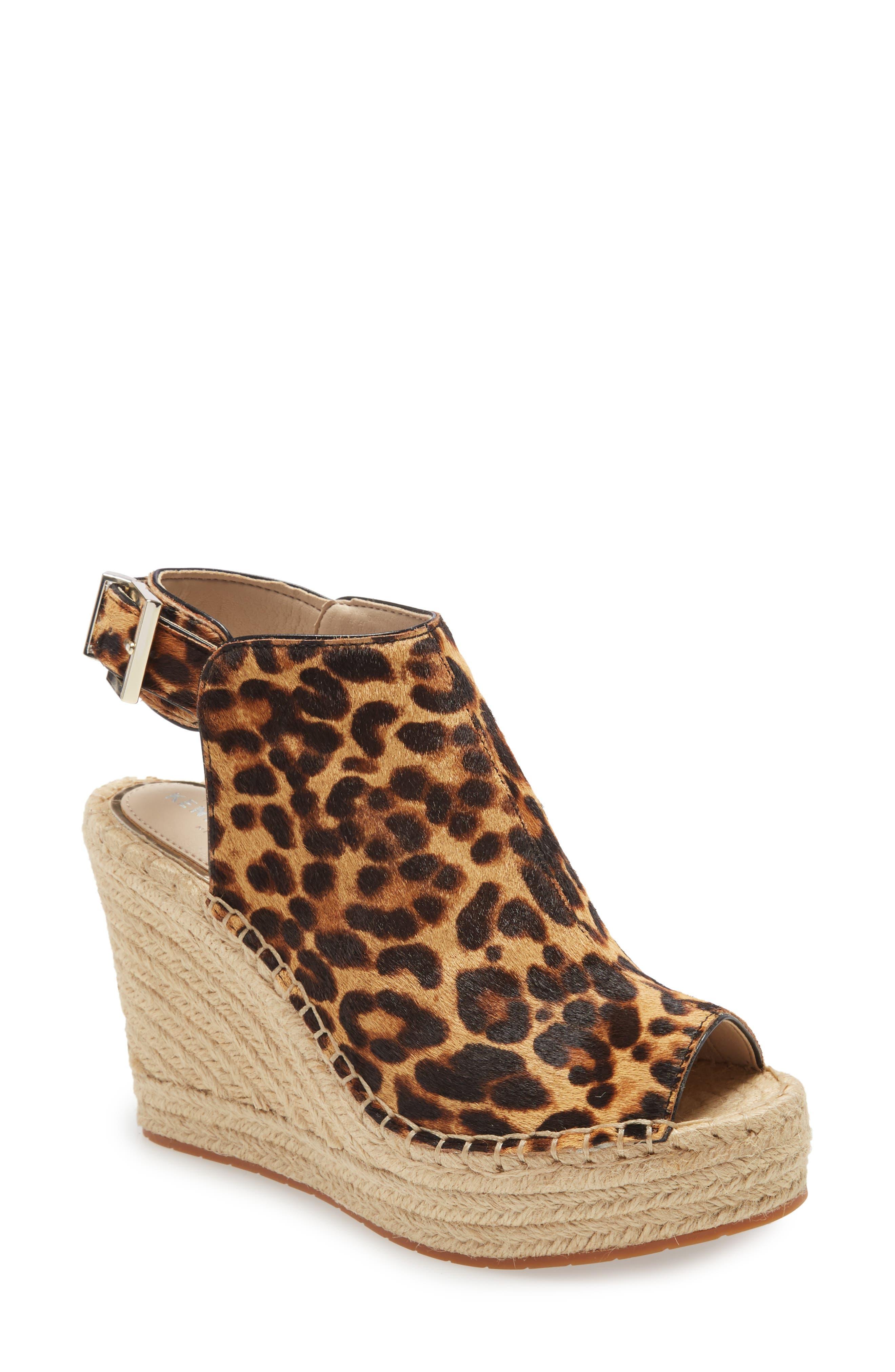 'Olivia' Espadrille Wedge Sandal