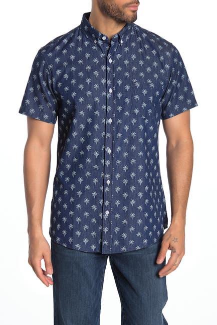 Image of Sovereign Code Edwin Short Sleeve Regular Fit Shirt