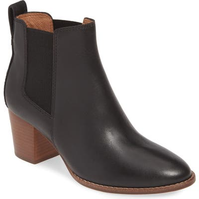 Madewell The Regan Boot- Black