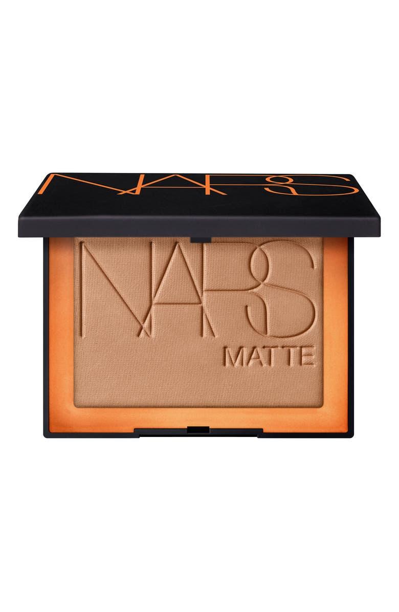NARS Matte Bronzing Powder, Main, color, VALLARTA