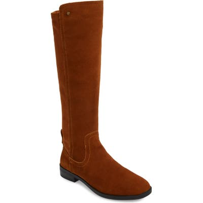 Very Volatile Anchor Knee High Boot, Brown