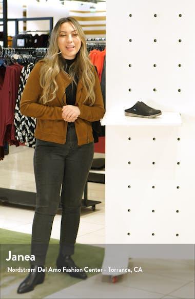 Alexis Wool Lined Sneaker Mule, sales video thumbnail