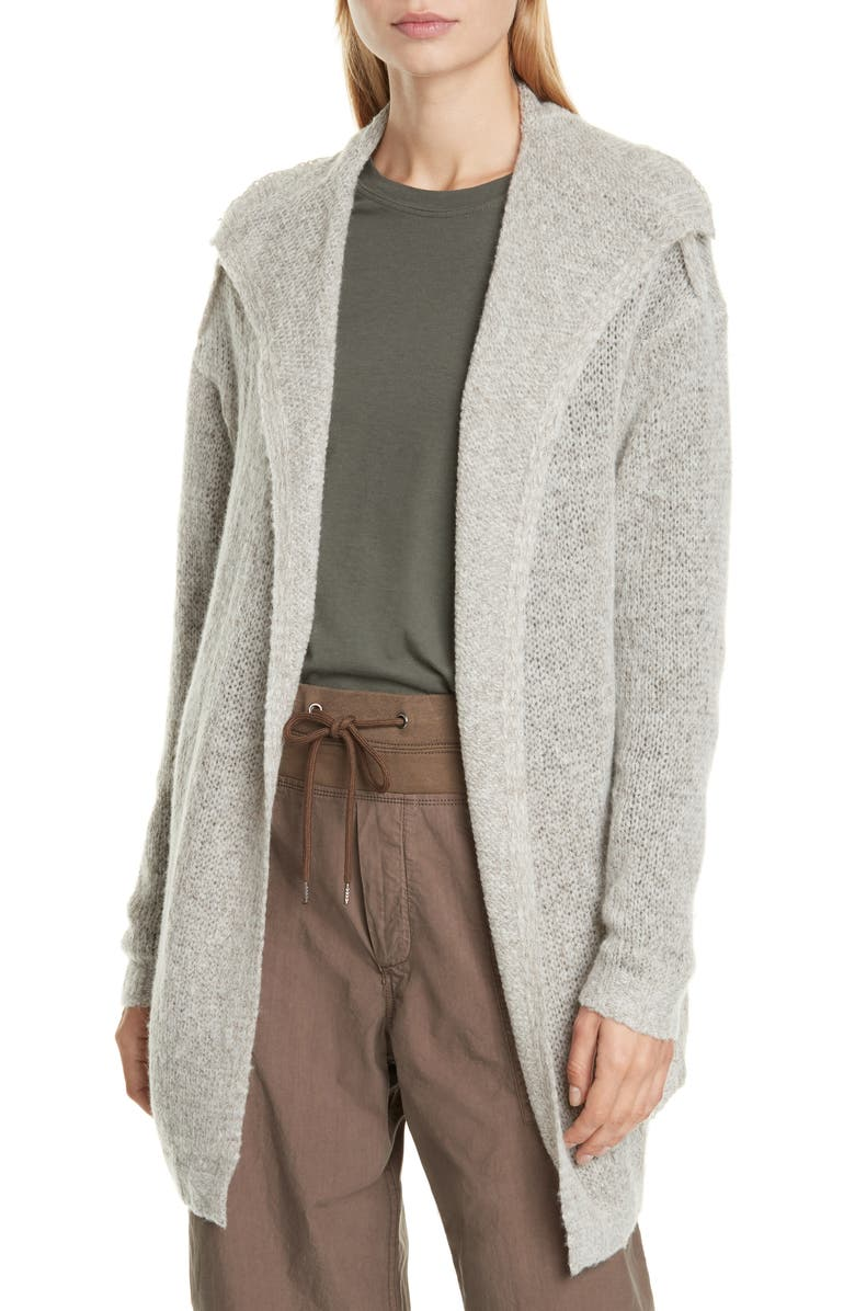 JAMES PERSE Wool & Cashmere Cardigan, Main, color, 266