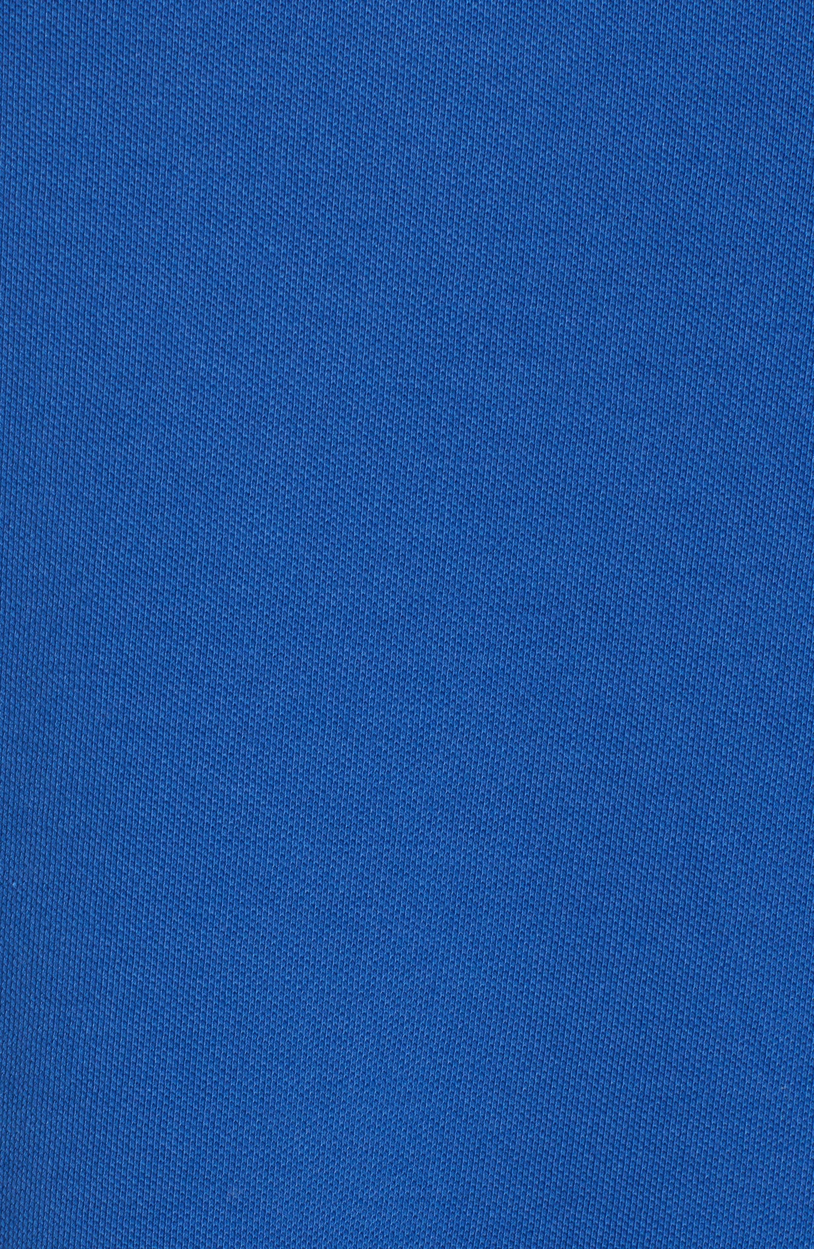 ,                             Paradise Classic Sleeveless Dress,                             Alternate thumbnail 6, color,                             MONACO BLUE