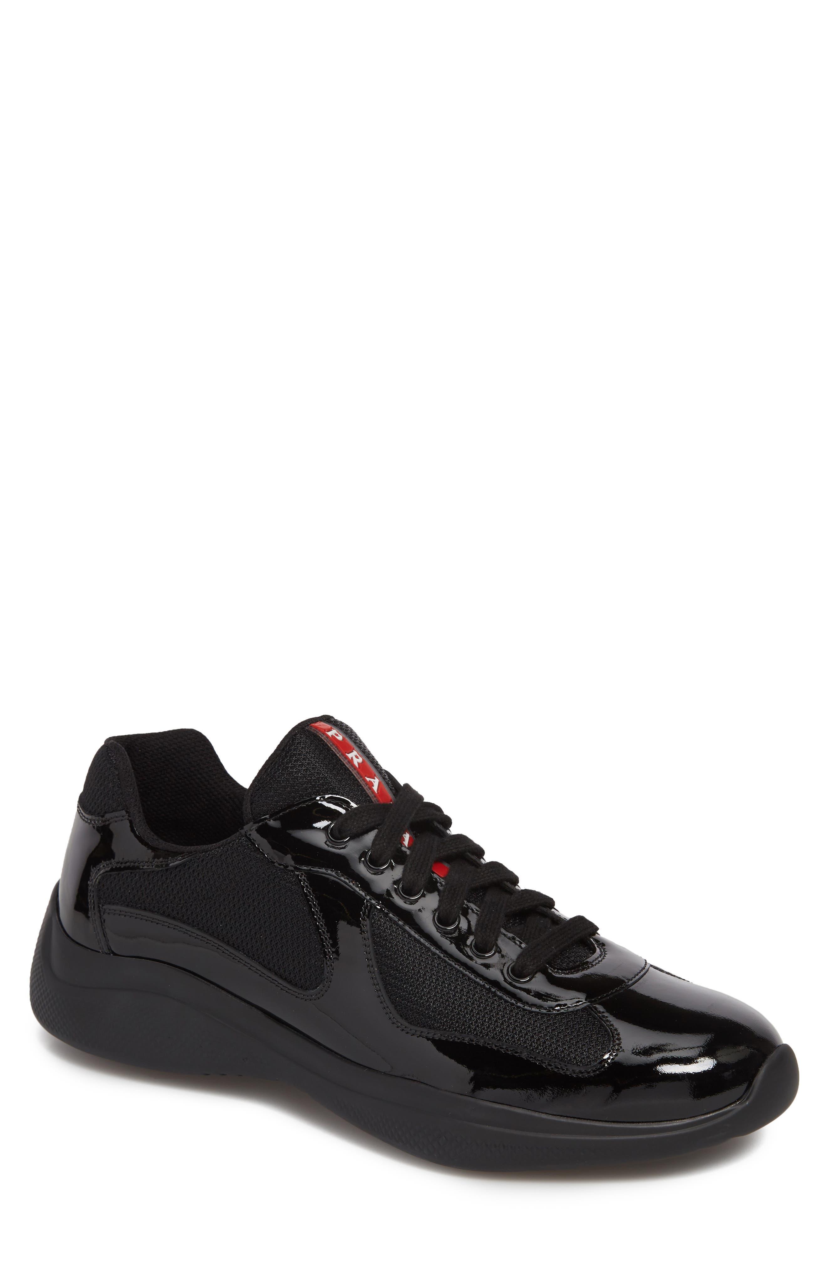 Prada Americas Cup Sneaker (Men