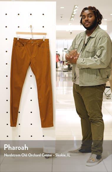 L'Homme Slim Fit Twill Pants, sales video thumbnail