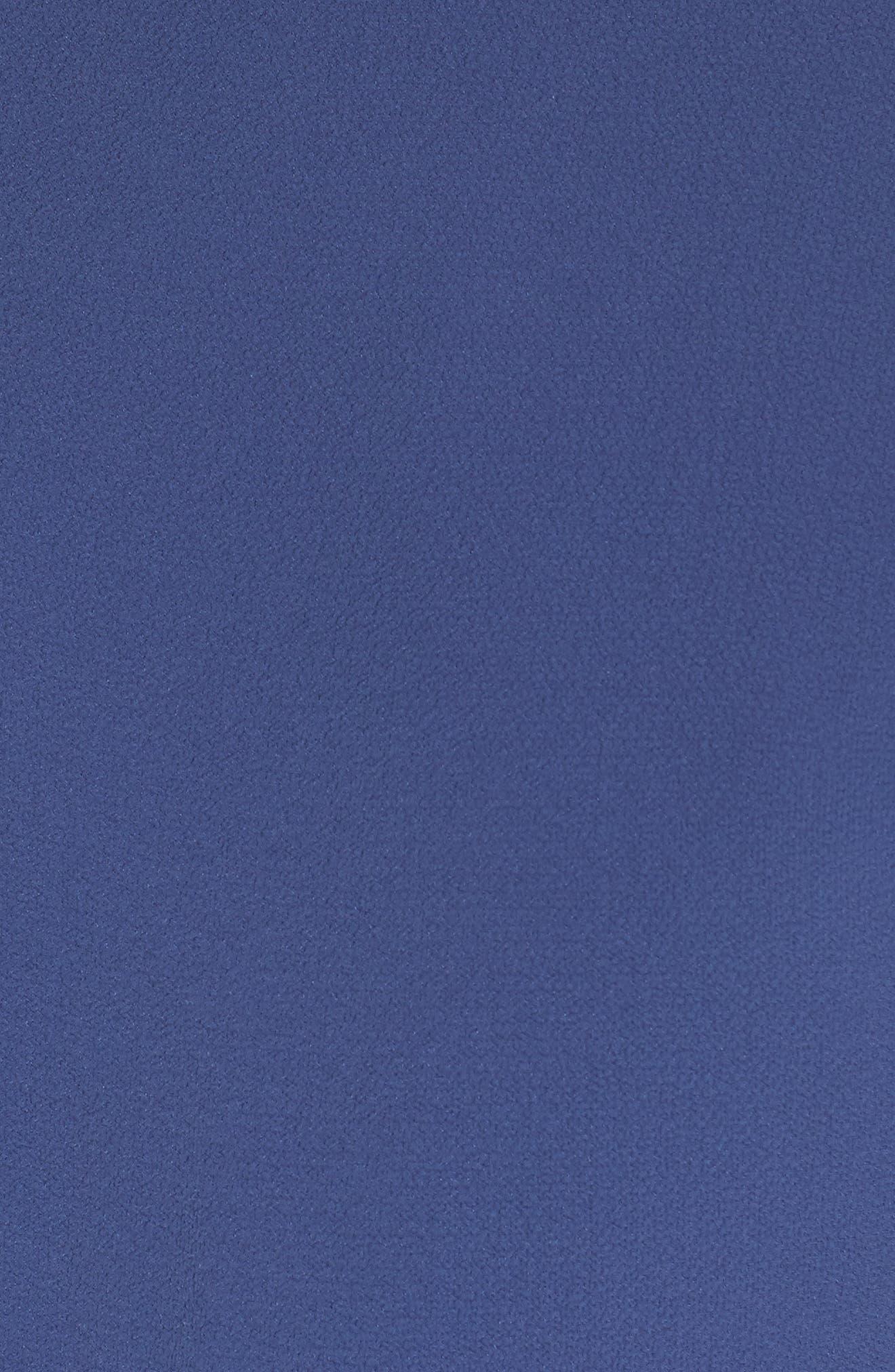 ,                             Bette Pleated Midi Dress,                             Alternate thumbnail 6, color,                             405