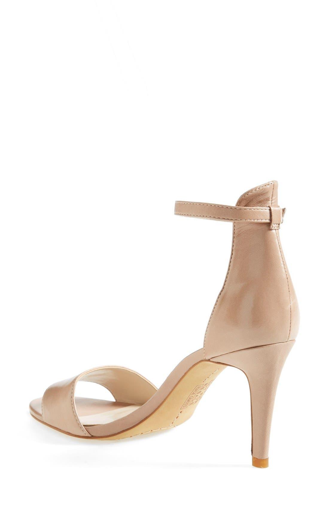 ,                             'Court' Ankle Strap Sandal,                             Alternate thumbnail 59, color,                             261