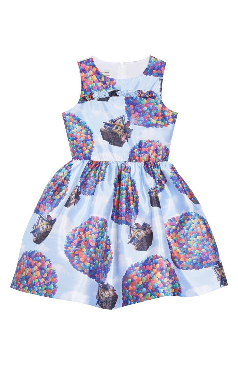 f3d50e26a Pippa & Julie x Disney® Up House Fit & Flare Dress (Toddler Girls ...