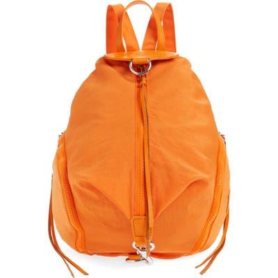 Rebecca Minkoff Julian Nylon Backpack - Orange