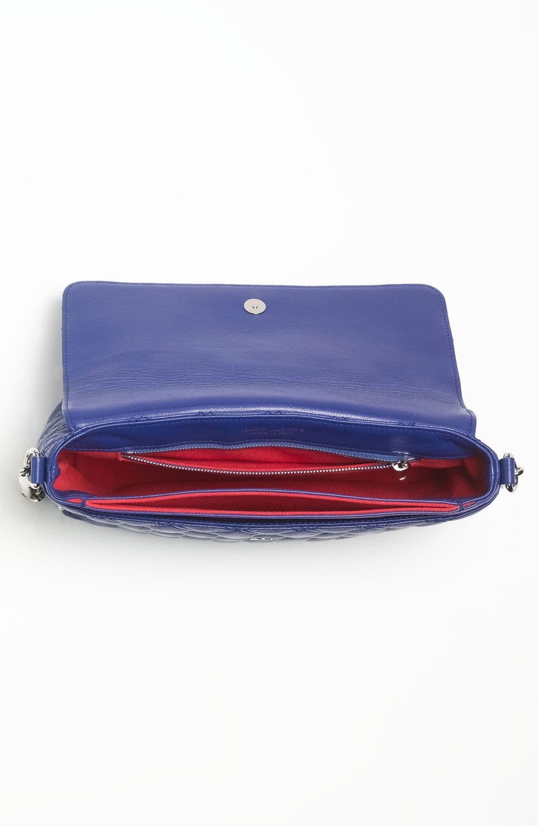,                             'Large Quilting Single' Leather Shoulder Bag,                             Alternate thumbnail 31, color,                             430
