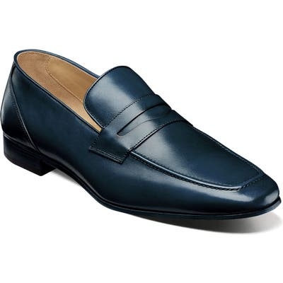 Florsheim Imperial Hotter Penny Loafer, Blue