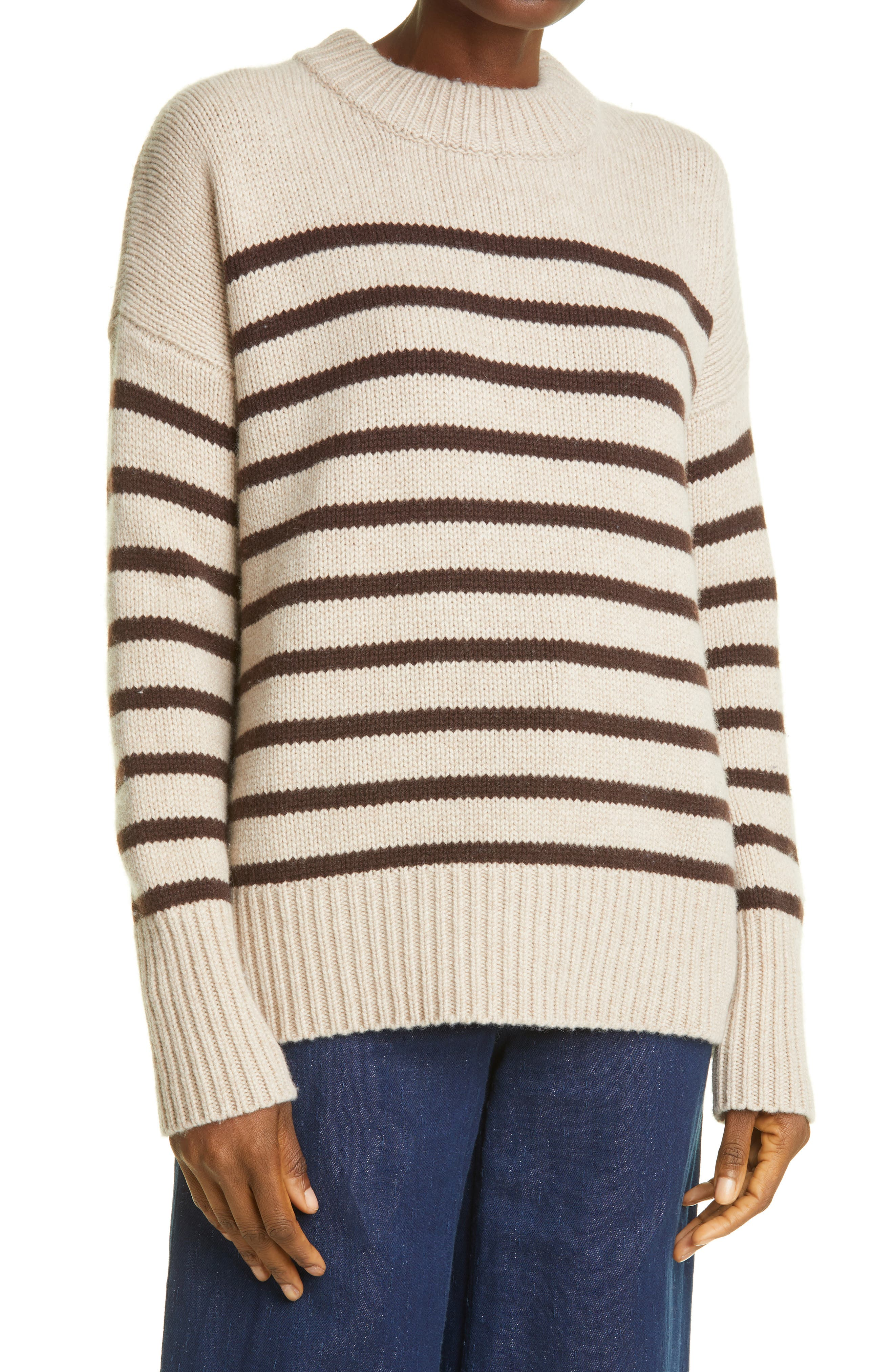 Marin Wool & Cashmere Sweater