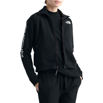 The North Face Graphic Zip Jacket, Black