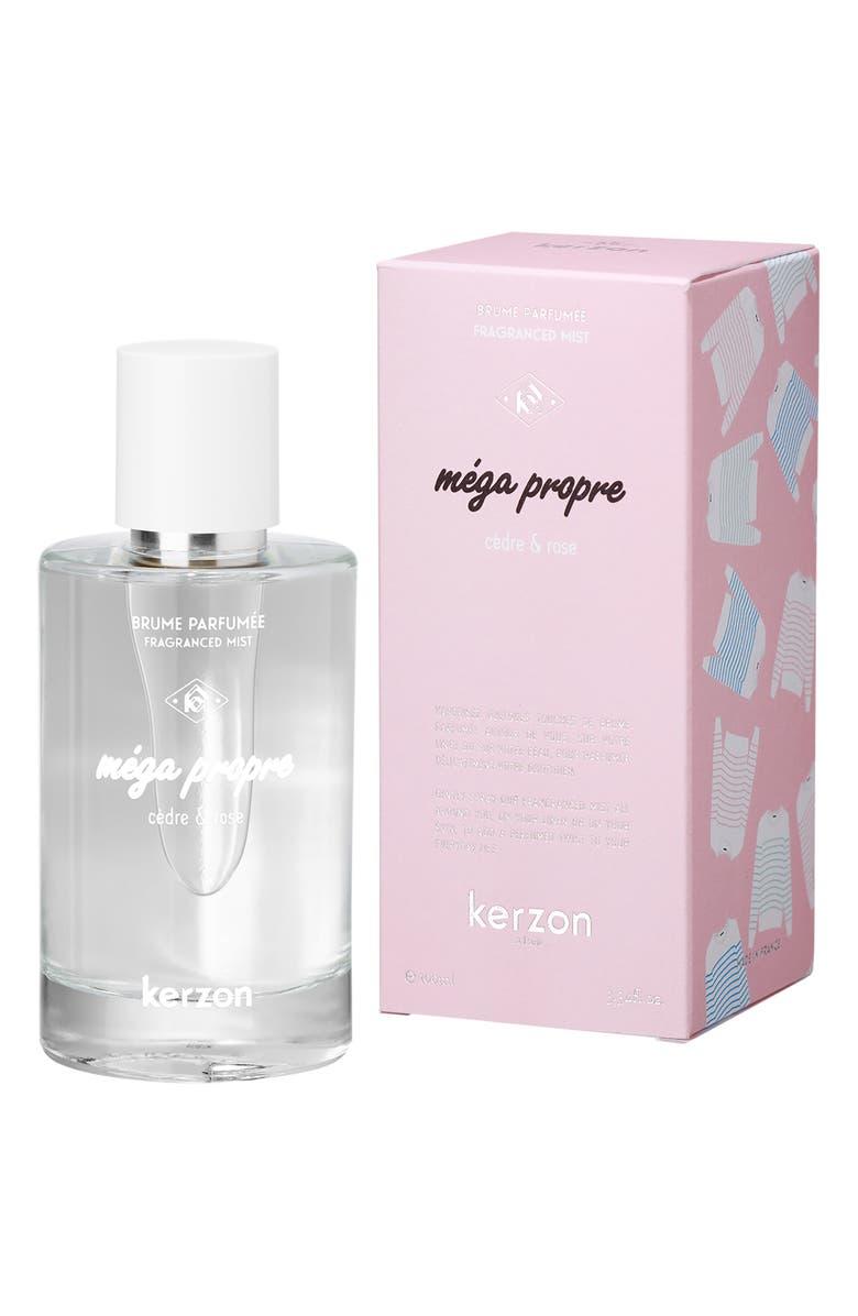 KERZON Méga Propre Fragrance Mist, Main, color, NO COLOR