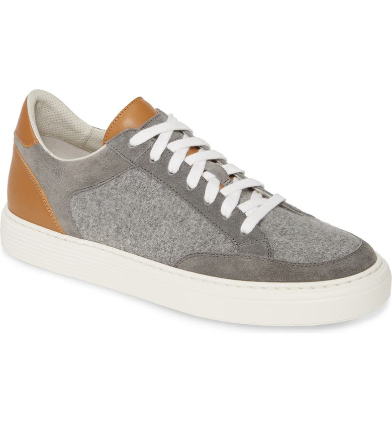 BRUNELLO CUCINELLI Airsole Sneaker, Main, color, LIGHT GREY