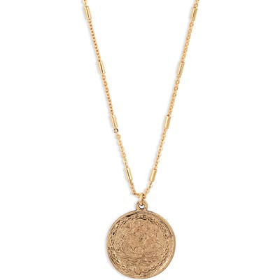 Lux Divine Pirates Pendant Necklace