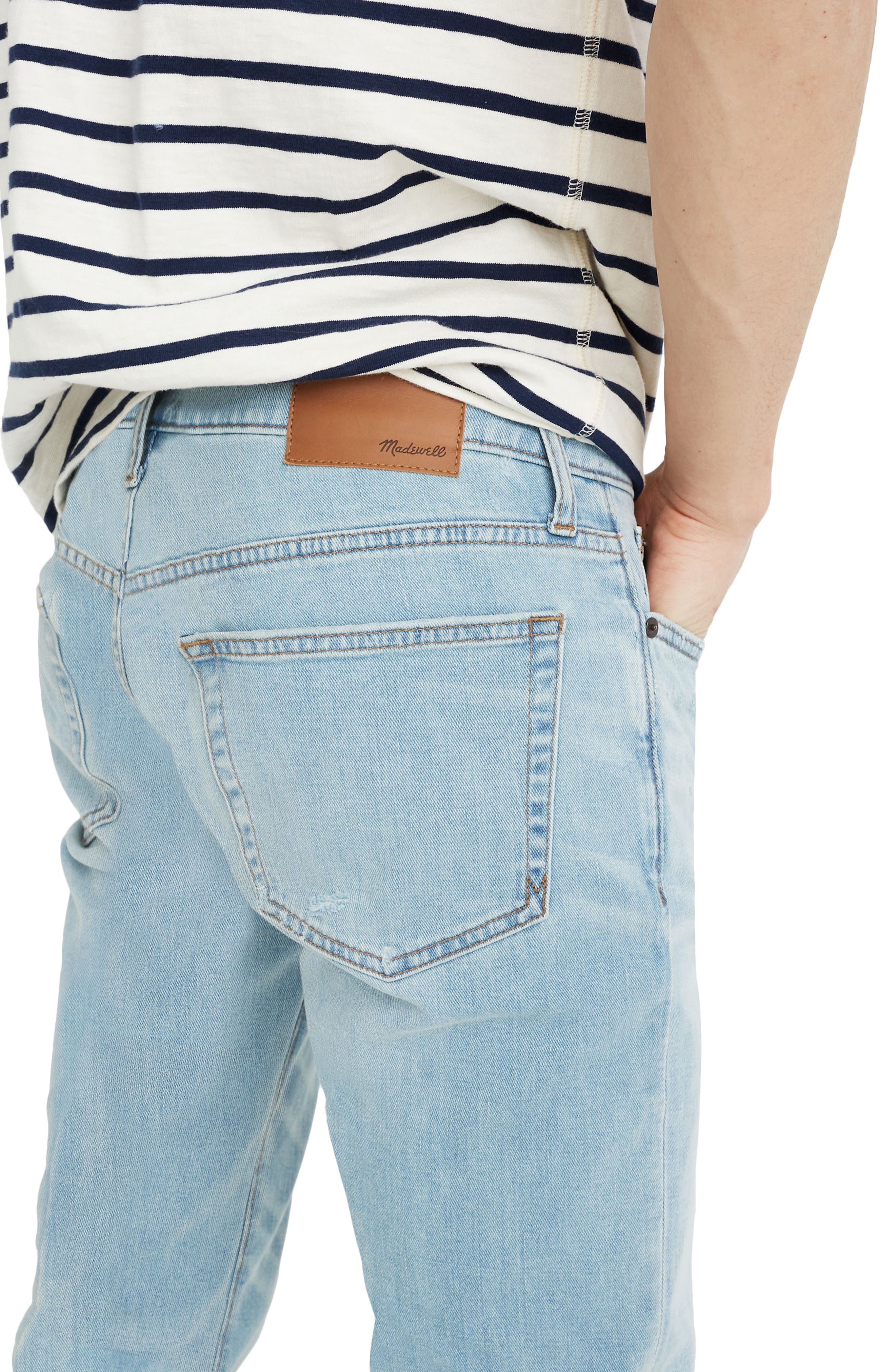 ,                             Slim Fit Jeans,                             Alternate thumbnail 4, color,                             TENSLEY